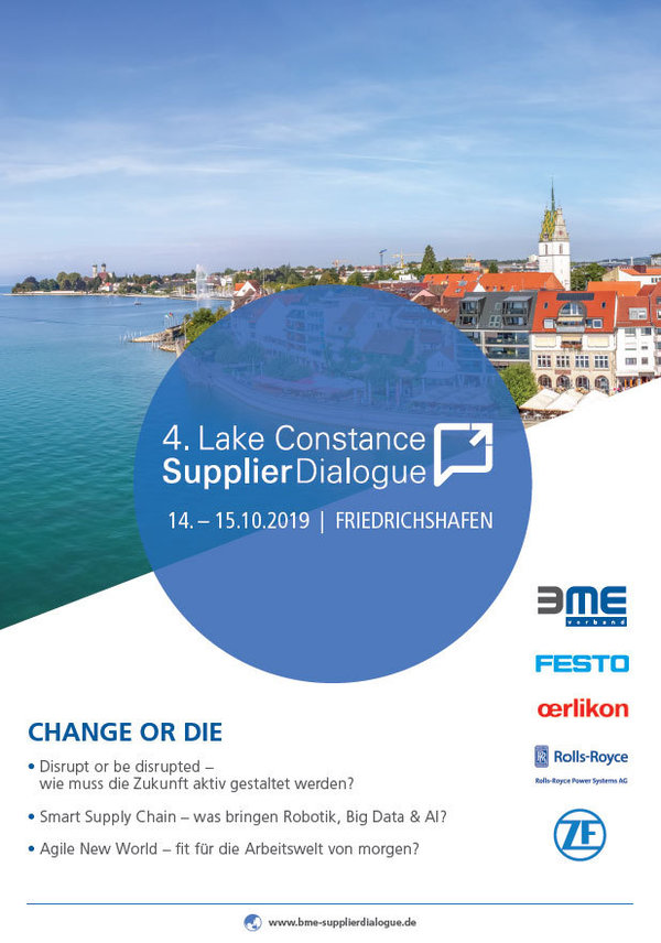 Kongress Lake Constance Supplier Dialogue